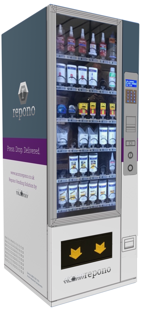 PPE Industrial vending machine